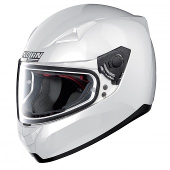 Casque Integrale Nolan N60 5 Classic Metal White 5