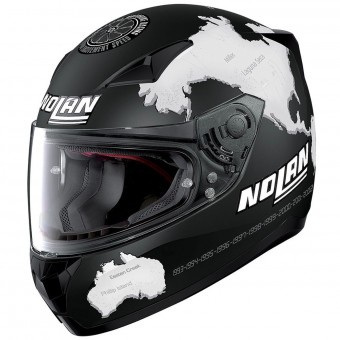 Casque Integrale Nolan N60 5 Gemini Replica C. Checa 28