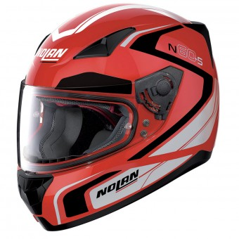 Casque Integrale Nolan N60 5 Practice Corsa Red 21