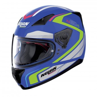 Casque Integrale Nolan N60 5 Practice Denim Blue 24