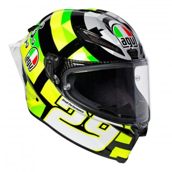 Casque Integrale AGV Pista GP R Replica Iannone 2017 Carbon