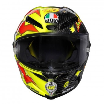 Casque Integrale AGV Pista GP R Replica Rossi 20 Years