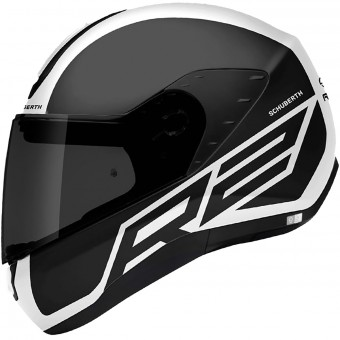Casque Integrale Schuberth R2 Traction White