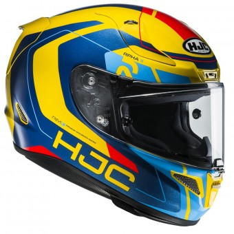 Casque Integrale HJC RPHA 11 Chakri MC23