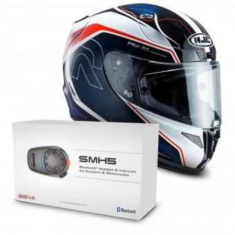 Casque Integrale HJC RPHA 11 Darter MC21