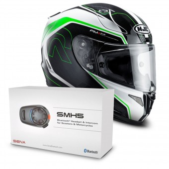 Casque Integrale HJC RPHA 11 Darter MC4