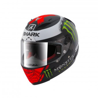 Casque Integrale Shark Race-R Pro Replica Lorenzo Monster Mat 2017
