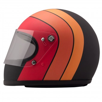 Casque Integrale Dmd Rocket Fuoco
