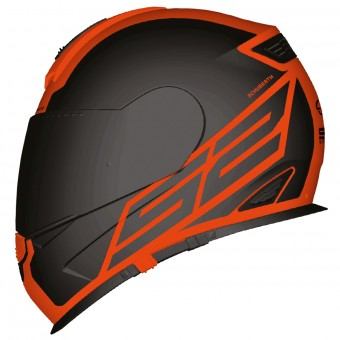 Casque Integrale Schuberth S2 Sport Traction Orange