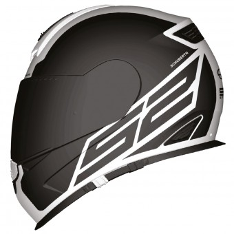 Casque Integrale Schuberth S2 Sport Traction White