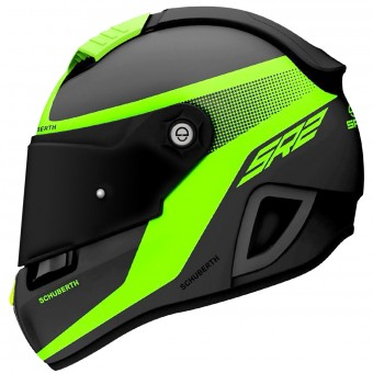 Casque Integrale Schuberth SR2 Resonance Green