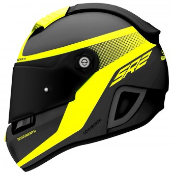 Casque Integrale Schuberth SR2 Resonance Yellow