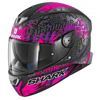 Casque Integrale Shark Skwal 2 Replica Switch Riders 2 Mat KVV