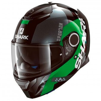 Casque Integrale Shark Spartan Apics KGS