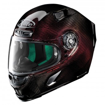 Casque Integrale X-lite X-803 Ultra Carbon Nuance Red 5
