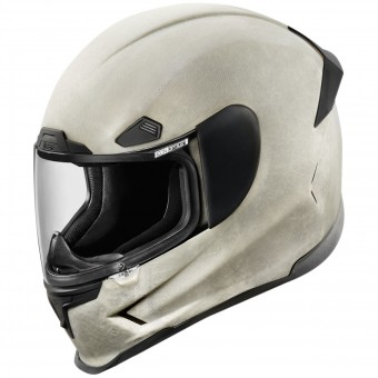 Casque Integrale ICON Airframe Pro Construct White