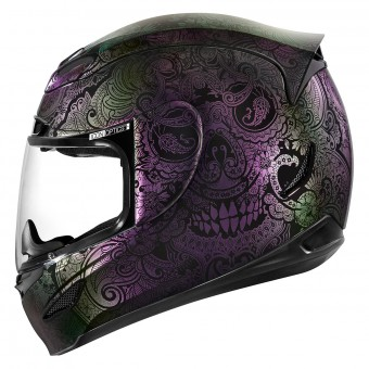 Casque Integrale ICON Airmada Chantilly Opal Viola