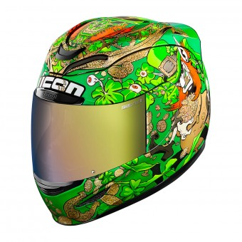 Casque Integrale ICON Airmada Lepricon