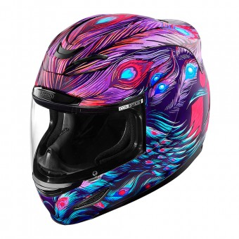 Casque Integrale ICON Airmada Opacity Purple