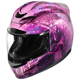Casque Integrale ICON Airmada Sweet Dreams Pink