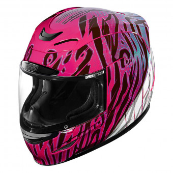 Casque Integrale ICON Airmada Wildchild Violet