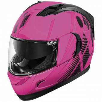 Casque Integrale ICON Alliance GT Primary Pink