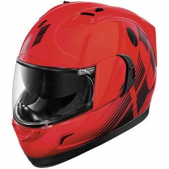 Casque Integrale ICON Alliance GT Primary Red