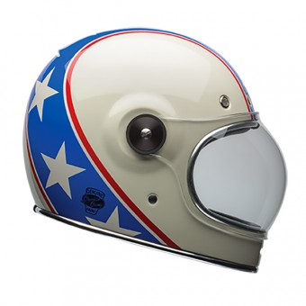 Casque Integrale Bell Bullitt Chemical Candy Blue White