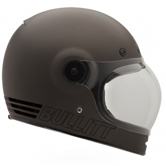 Casque Integrale Bell Bullitt Retro Metallic Titanium