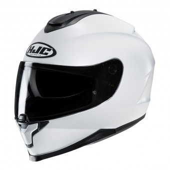 Casque Integrale HJC C70 Pearl White
