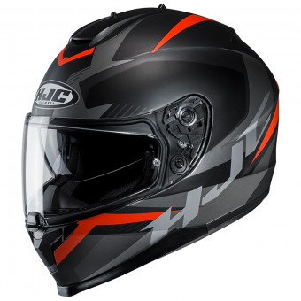 Casque Integrale HJC C70 Troky MC7SF