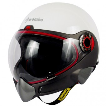 Casque Integrale Brembo B.Tech Bianco Lucido
