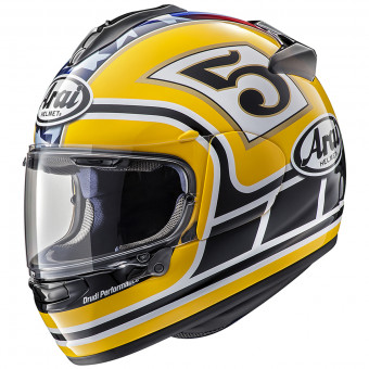 Casque Integrale Arai Chaser X Edwards Legend Yellow