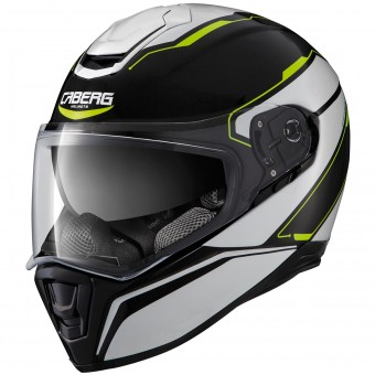 Casque Integrale Caberg Drift Tour Black Yellow Fluo