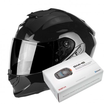 Casque Integrale Scorpion Exo 1400 Air Black