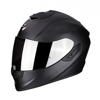 Casque Integrale Scorpion Exo 1400 Air Carbon Nero Opaco