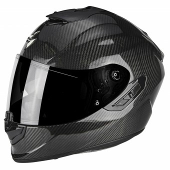 Casque Integrale Scorpion Exo 1400 Air Carbon Solid