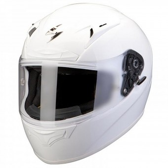 Casque Integrale Scorpion EXO 2000 Evo Air Bianco