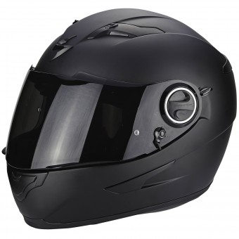 Casque Integrale Scorpion Exo 490 Matt Black