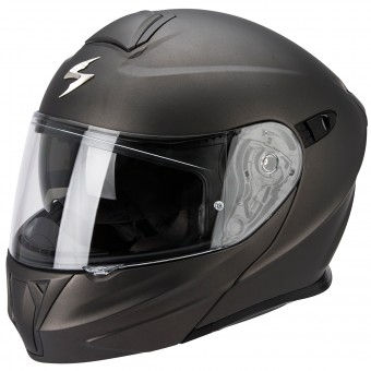 Casque Modulare Apribile Scorpion Exo 920 Matt Anthracite