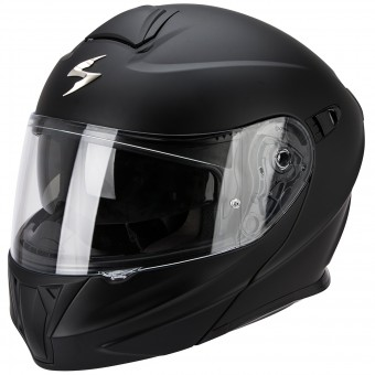 Casque Modulare Apribile Scorpion Exo 920 Matt Black