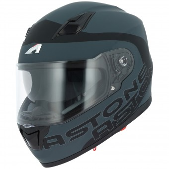 Casque Integrale Astone GT 900 Apollo Matt Titanium