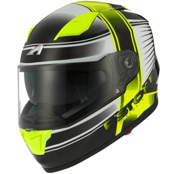 Casque Integrale Astone GT 900 Corsa Neon Yellow