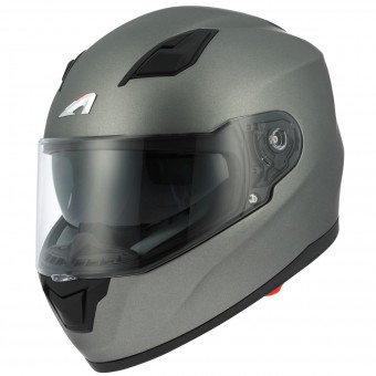 Casque Integrale Astone GT 900 Matt Gun Metal