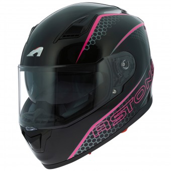 Casque Integrale Astone GT 900 Pulse Pink