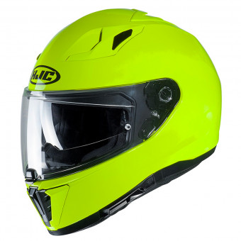 Casque Integrale HJC i70 Fluo Green