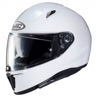 Casque Integrale HJC i70 Pearl White
