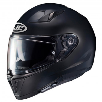 Casque Integrale HJC i70 Semi Flat Black