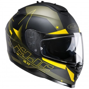 Casque Integrale HJC IS17 Armada MC3F