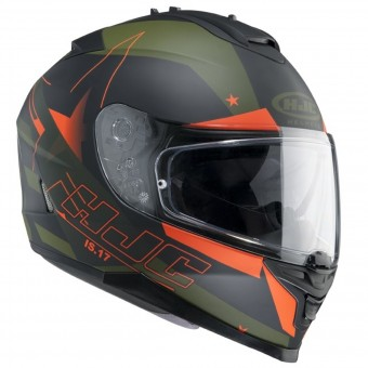 Casque Integrale HJC IS17 Armada MC7F